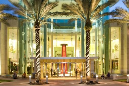 Imagem do site Mall at Millenia