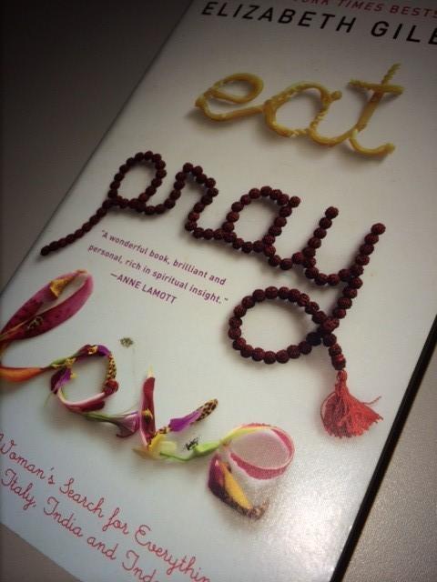 Livros de viagem - Comer, rezar e amar