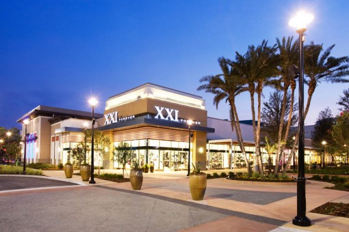 Imagem do site The Florida Mall
