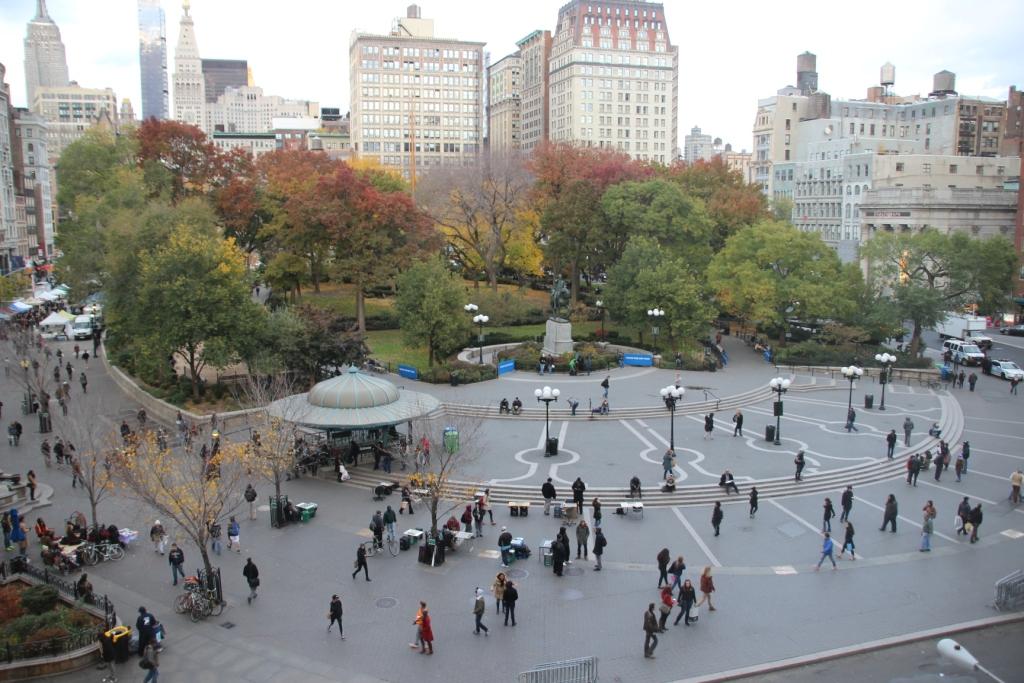 Soho em Nova York - union Square