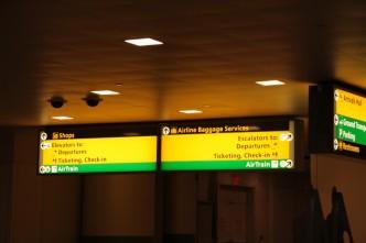 Aeroporto Nova Iorque