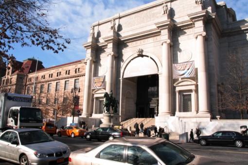 Museu de História Natural Nova Iorque