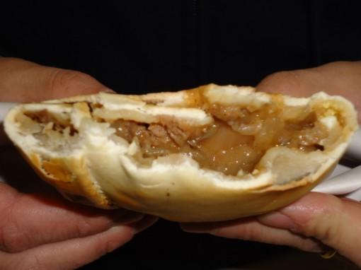 Recheio da Empanada de Pino