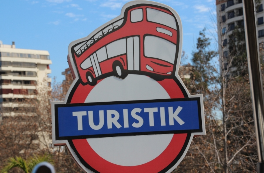 Símbolo da empresa Turistik