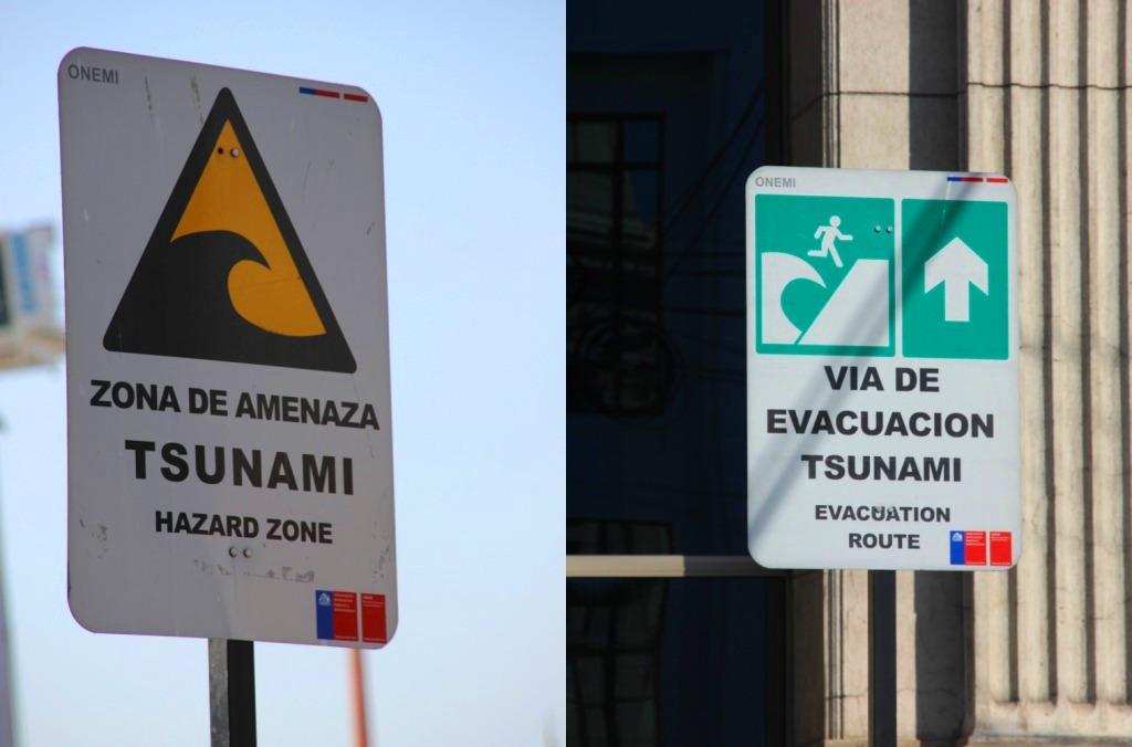 Aviso de Tsunami