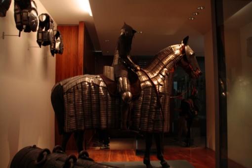 Armadura de cavalo