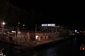 Entrada do Barco Bateaux Mouches