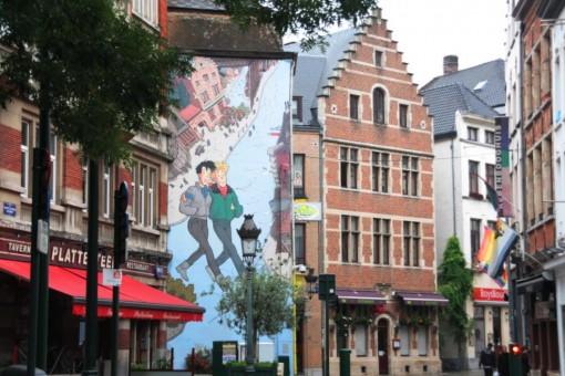 Bruxelas quadrinhos 1