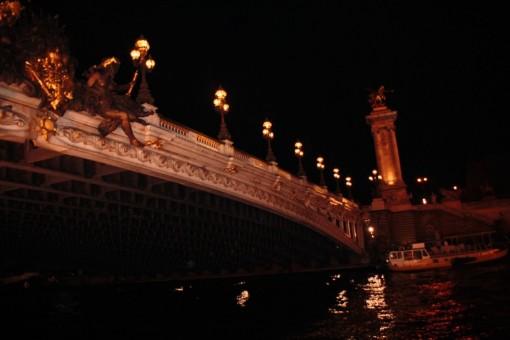 Bonita ponte Alexandre III