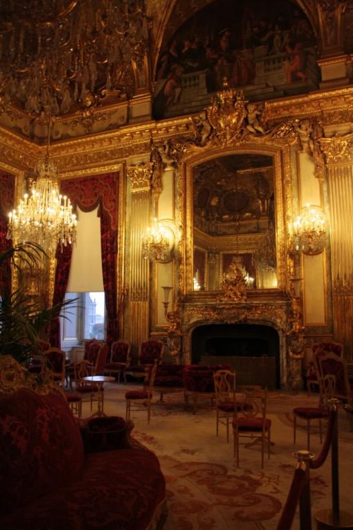 Olha o apê do Napoleão III !!!!!