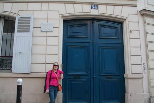 Casa onde Van Gogh morou com seu irmão Theo