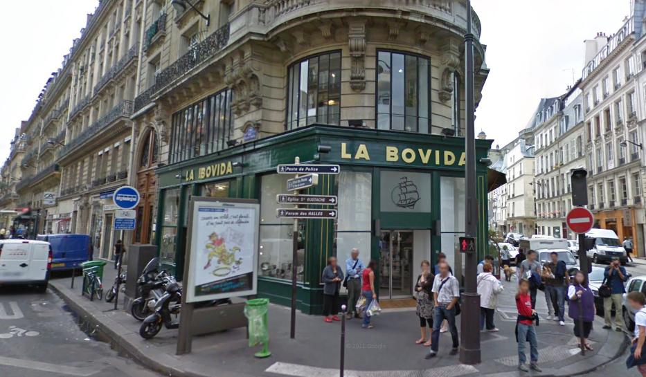 Le Creuset em Paris pode ser comprada na La Bovida