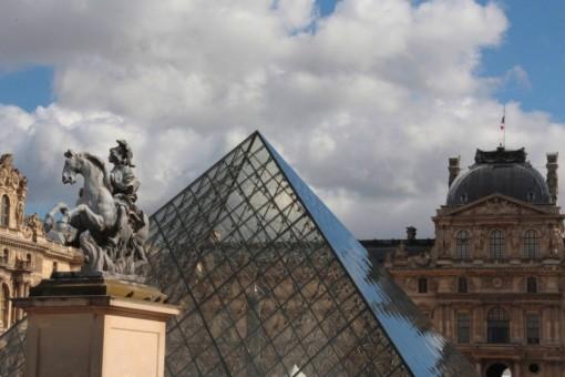 Louvre entrada