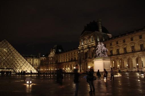 Au revoir Louvre