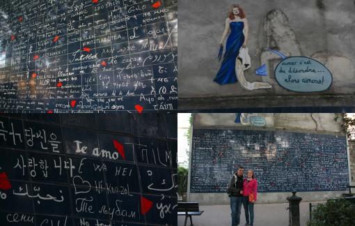 Mural dos Eu te amo