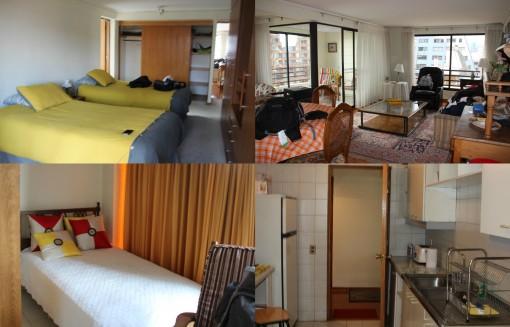 Santiago airbnb