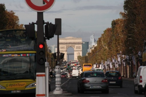 Champs elysees Arco