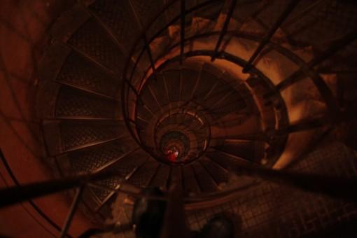 É escada pra carambaaa!!