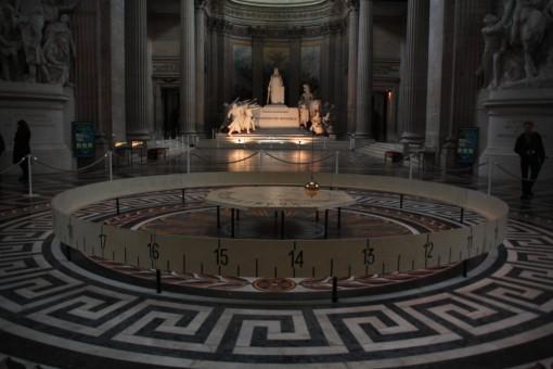 Relógio Panteon