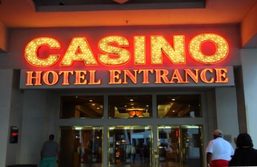 Cassino e hotel, coisas que se misturam em Vegas.