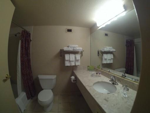 Harras banheiro