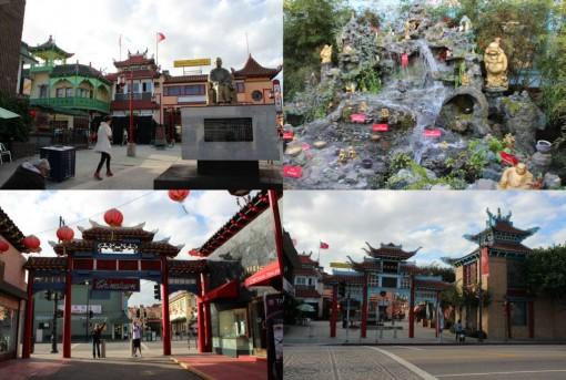 Mais uma das várias Chinatowns espalhadas pelo mundo