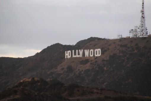 Nosso primeiro encontro com o letreiro de Hollywood