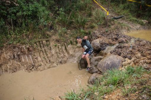 Um pouco de lama não faz mal a ninguém