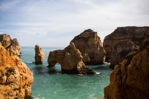 Sabia que Portugal tem praias lindíssimas como essa? Praias e muito mais