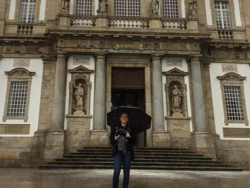 Guarda Chuva? Nosso melhor amigo nos primeiros dias em Portugal