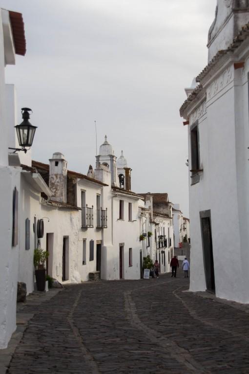 Ruela de Monsaraz, cidade medieval