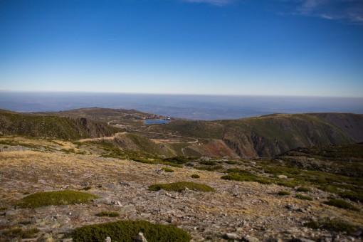 Lugares para conhecer em Portugal - Vista a partir de Torre na Serra da Estrela