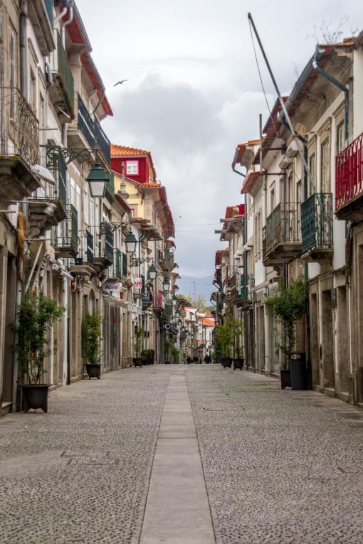 Rua Manoel Espregueira, Viana do Castelo