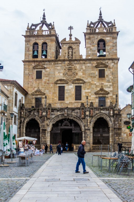 Catedral mais antiga de Portugal, a Sé de Braga.