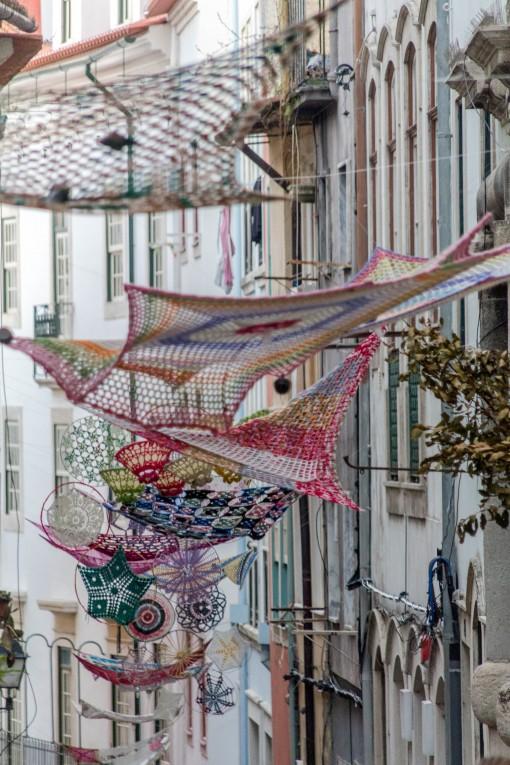 Ruazinha decorada com crochet