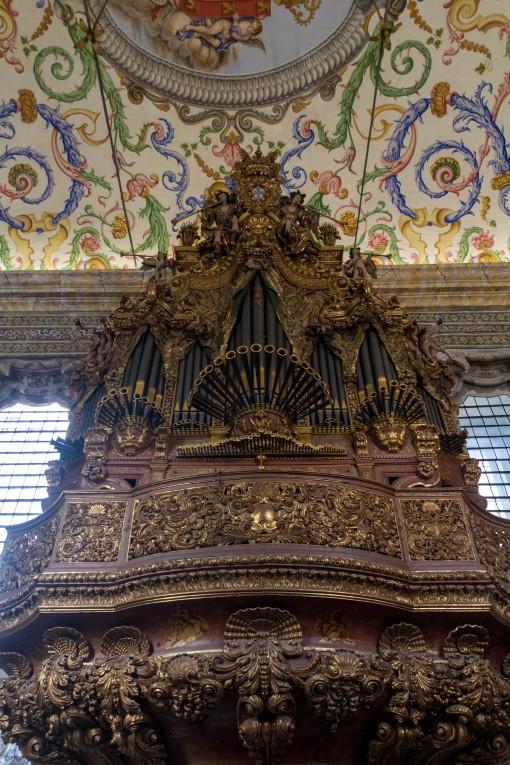 Órgão S. Miguel