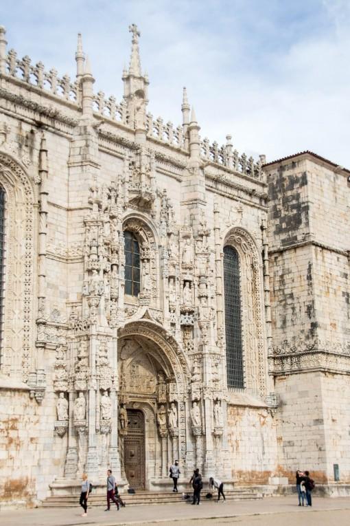 Mosteiro dos Jerônimos, achei mais legal a parte grátis que a paga mas não me arrependo de ter entrado.