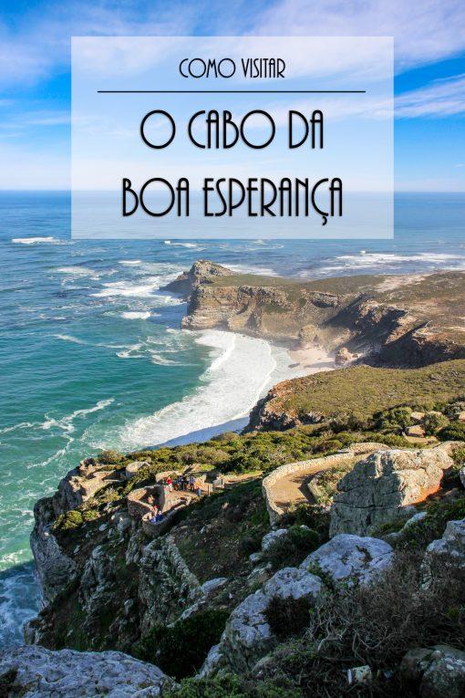 Cabo da Boa Esperança África do Sul - como chegar lá e o que ver