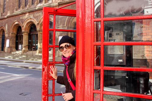 não precisar mais de cabine telefônica
