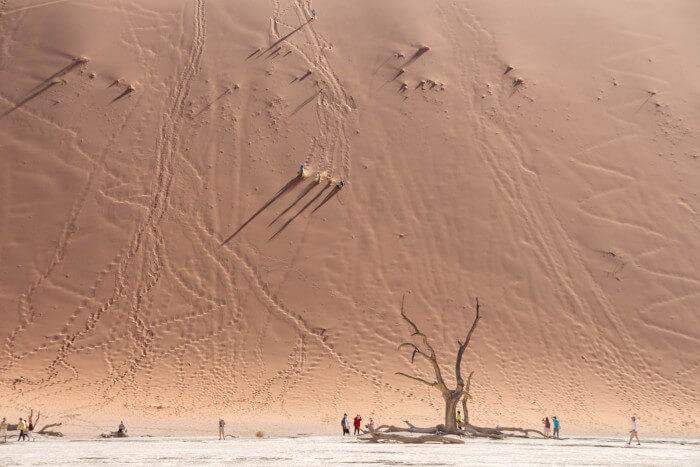 Deserto da Namíbia - Big daddy