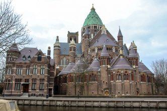 Haarlem Holanda - Catedral de São Bavo