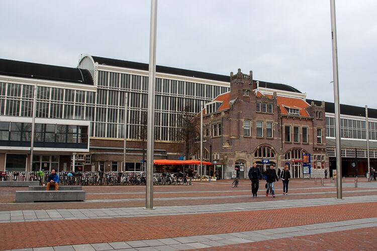 Haarleem Holanda - estação