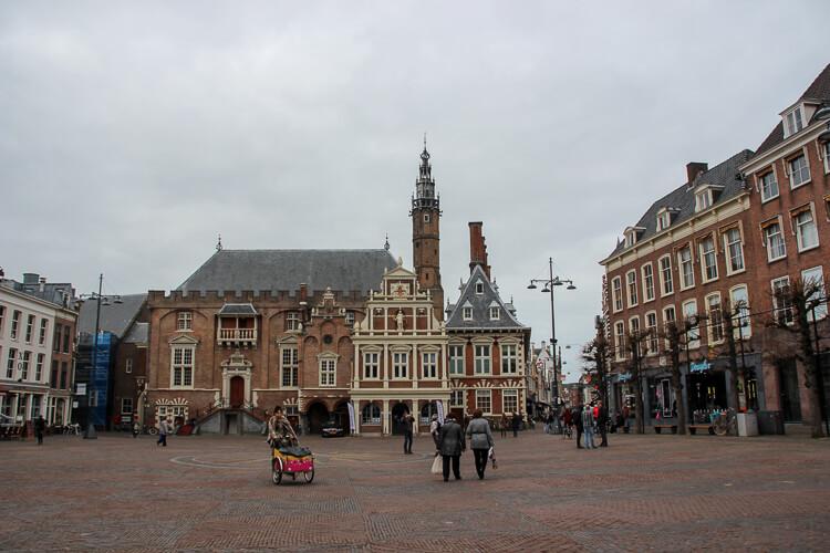 Haarleem Holanda - pracinha central