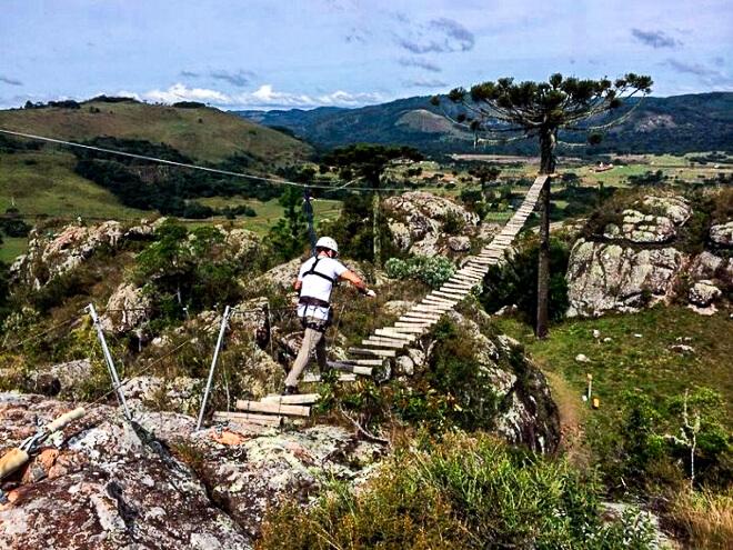 Adventure Park Lages - Via Ferrata