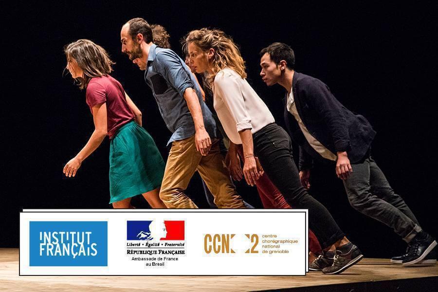Festival de Teatro de Curitiba - espetáculo de coreógrafo francês