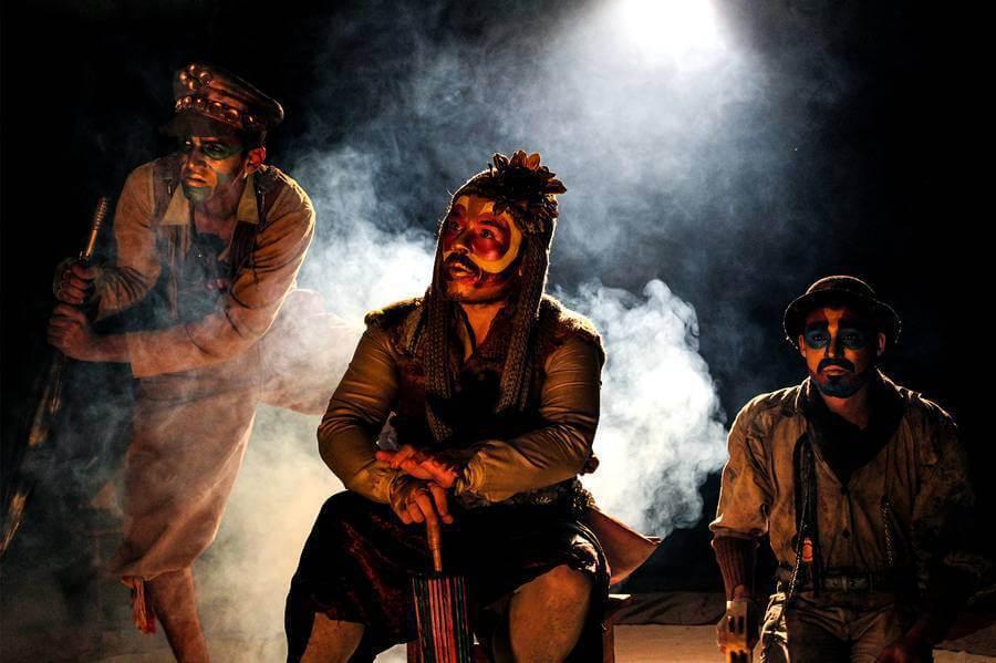 Festival de Teatro de Curitiba - Caravela da Ilusão, mostra Fringe