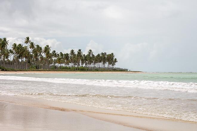 Praias de Alagoas - praia do Marceneiro