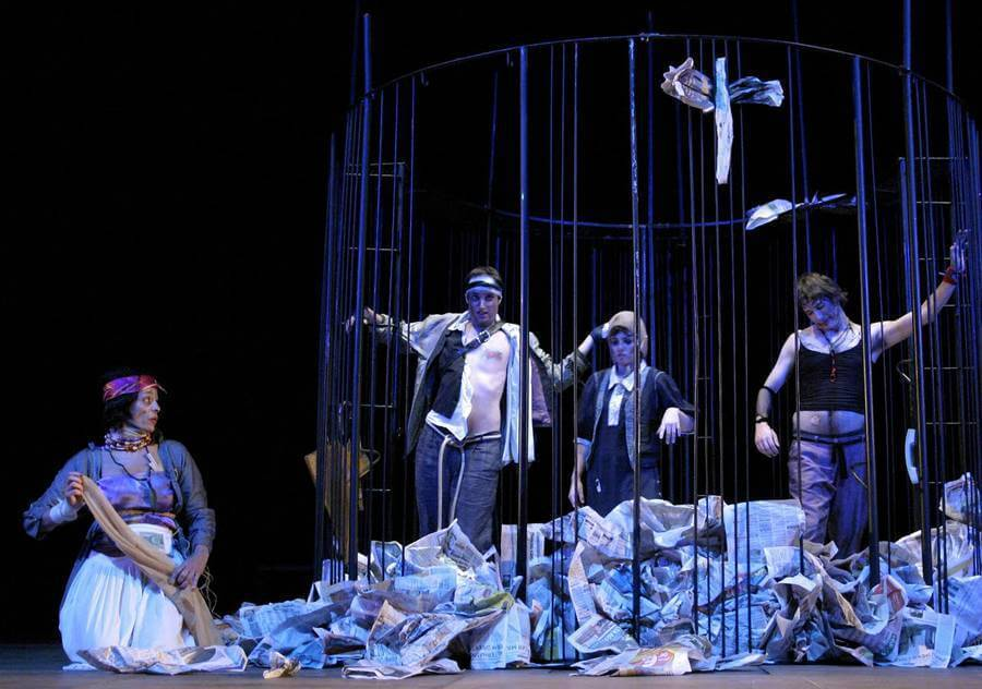 Festival de Teatro de Curitiba - Mostra Fringe