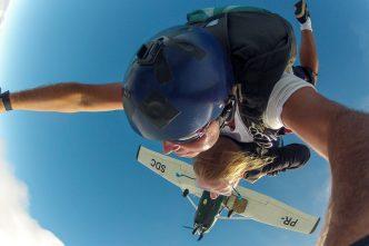 salto de paraquedas curitiba - de cabeça pra baixo