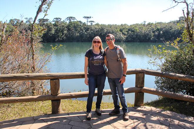 Parque estadual de vila velha Ponta Grossa